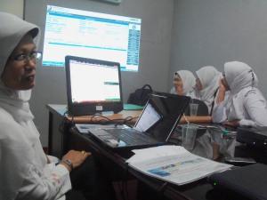 Presentasi SIM Keperawatan di RS M Jamil Padang