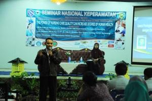 Seminar Nasional Dies Natalis Stikes Surya Global Yogyakarta
