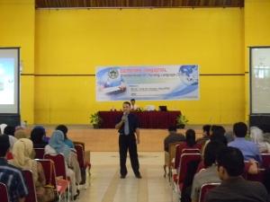 Seminar SNL Stikes yarsi Pontianak